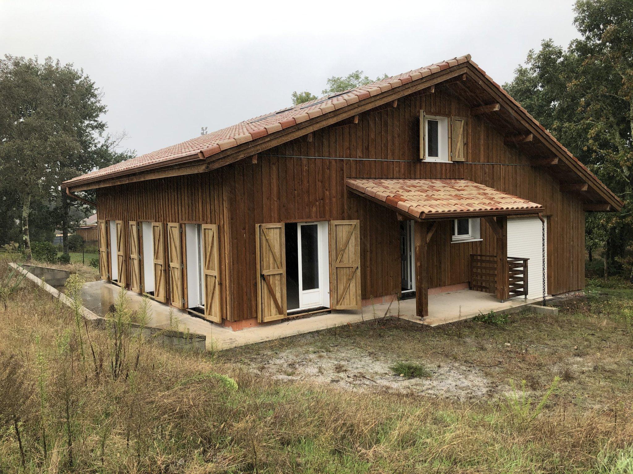 Maison-Villa - Salles